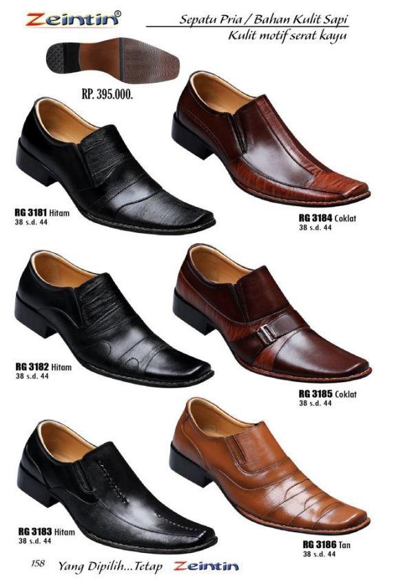 Sepatu Kerja Modern